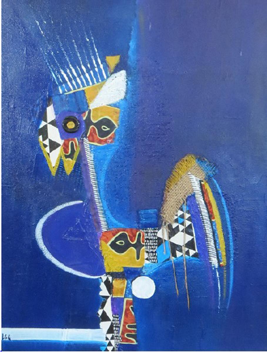 Rendez-vous futés ! : Atelier peinture Laurence Sosso Guillard