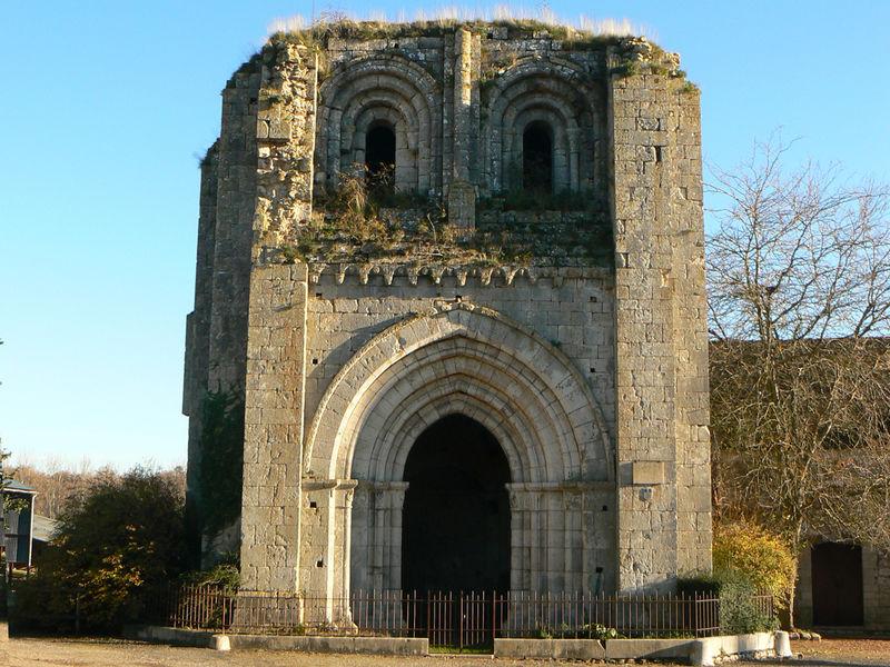 Tour Saint André Château-Landon