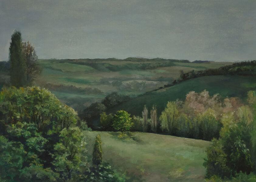 Marlyne Blaquart - artiste peintre