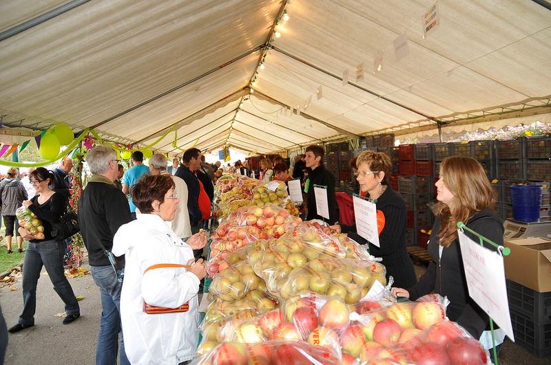 Fête de la Pomme Le Bouchage