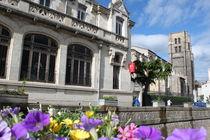 Montbrison, capitale des Comtes du Forez