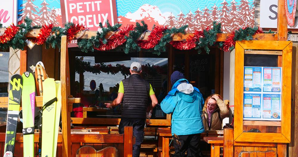 Le Petit Creux - Snack Restaurant - Montgenèvre - Le Petit Creux - Snack Restaurant - Montgenèvre - Le Petit Creux - Snack Restaurant - Montgenèvre