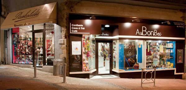 Heerlijke souvenirs : Au Bon Bec