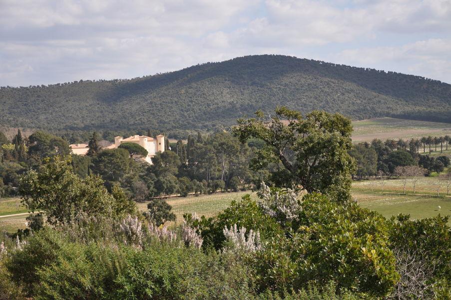 Randonnée Les collines de Leoube et de Bregançon