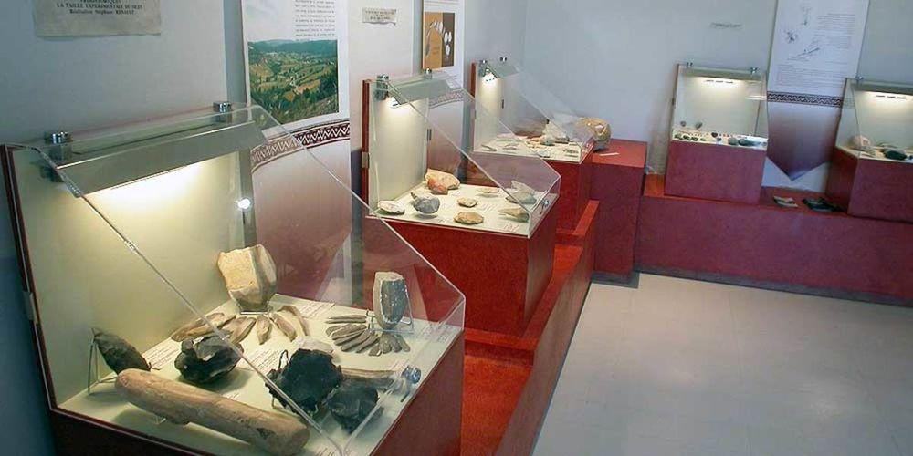 Vue du musée