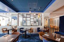 Salle du restaurant Biõz