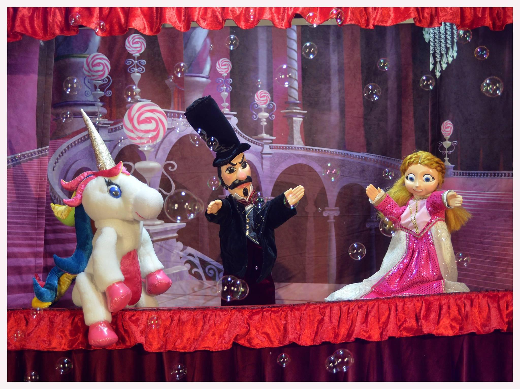 Guignol le Secret de la Licorne