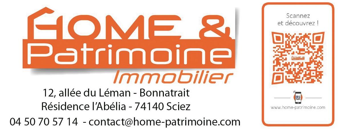 Agence Immobilière Home & Patrimoine