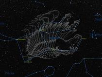 Constellation Pegase - @astronomeamateur.ca