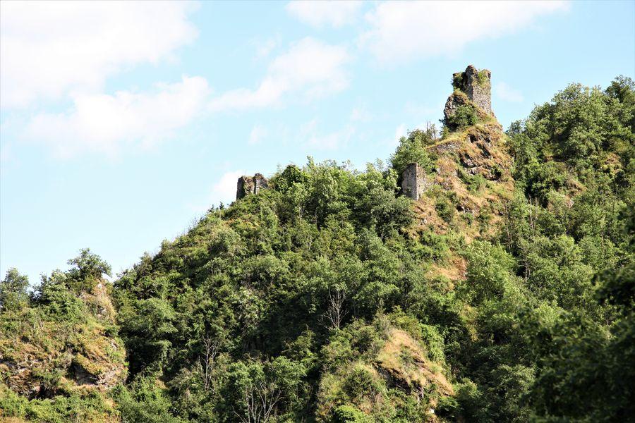 Ruines du château Saint-Raphaël
