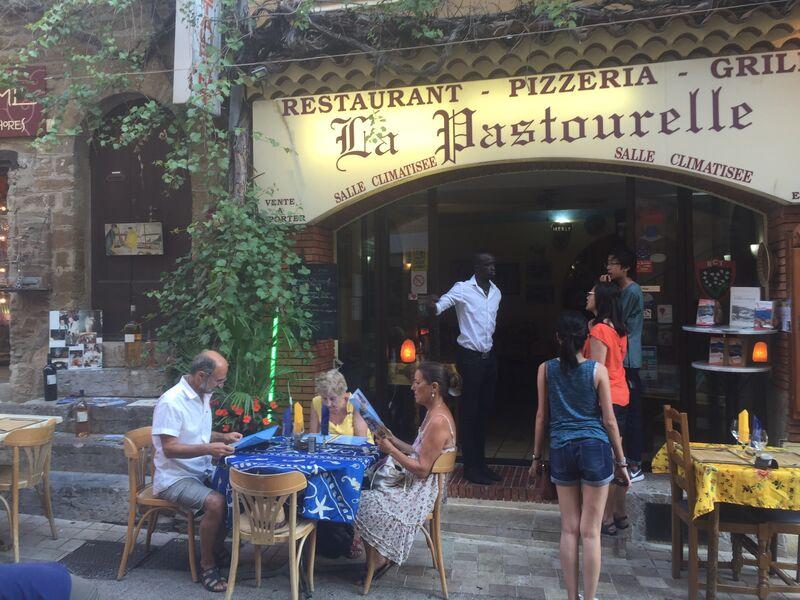 Fermé - La Pastourelle