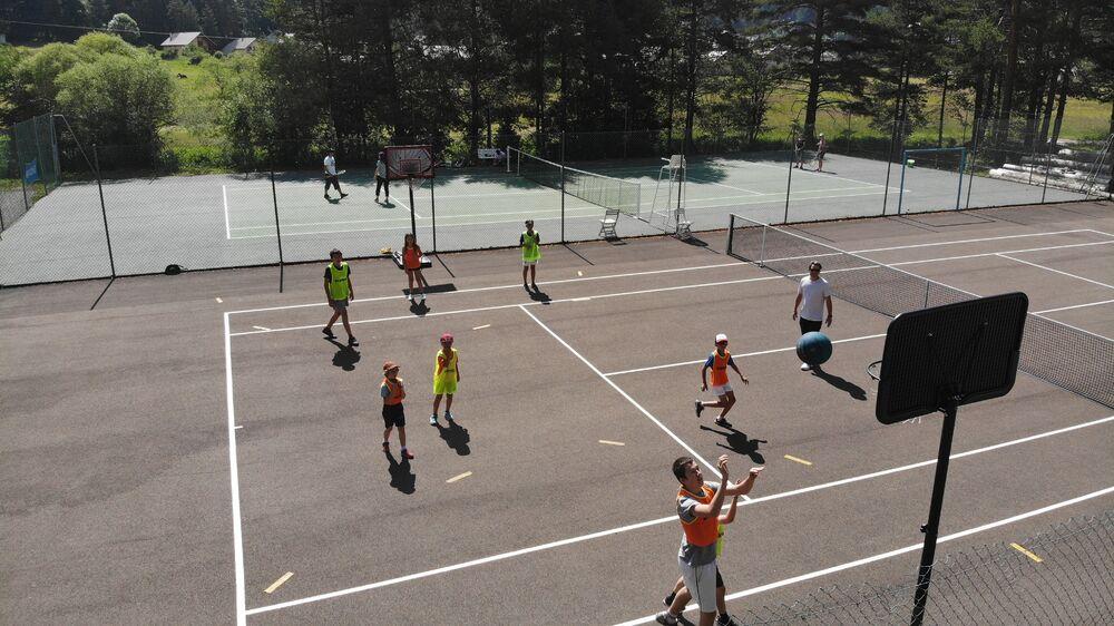 SStage d'été Multi-Sports aux Alberts - L'Escale Ludo Sportive - Office de Tourisme de Montgenèvre