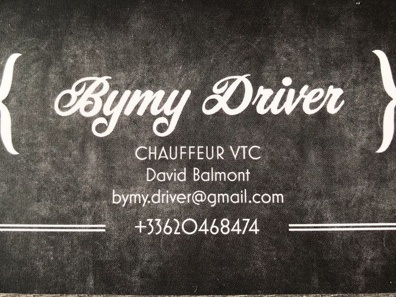 BYMY DRIVER