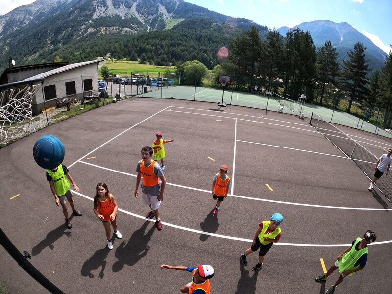 Stage d'été Multi-Sports aux Alberts - L'Escale Ludo Sportive - Office de Tourisme de Montgenèvre