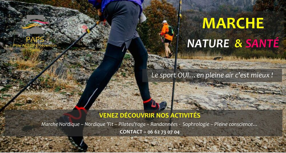 Nature and Health Walk - Nature and Health Walk - Thierry Vanoli