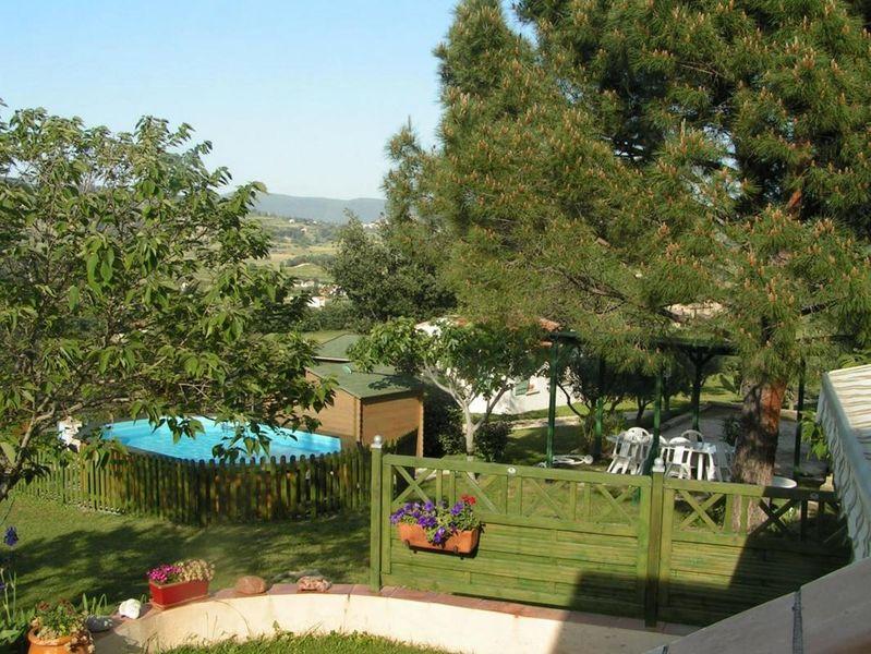 Garden & above ground pool - Garden & above ground pool - Montefusco