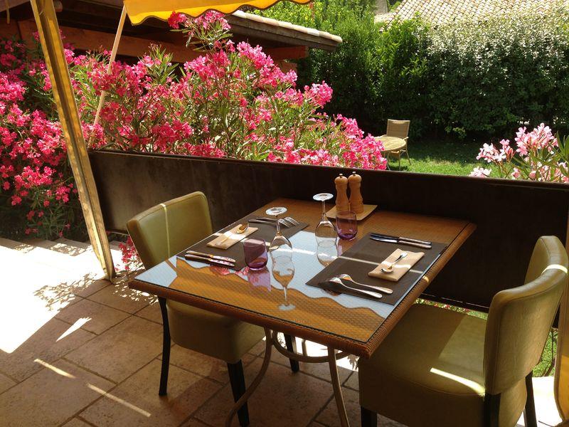 Restaurant Les Terrasses de la Bastide