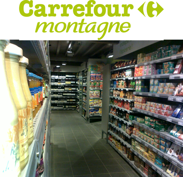 Carrefour Montagne