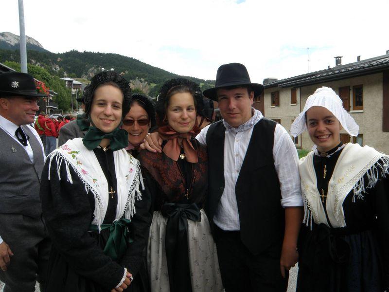 Groupe folklorique Aussois