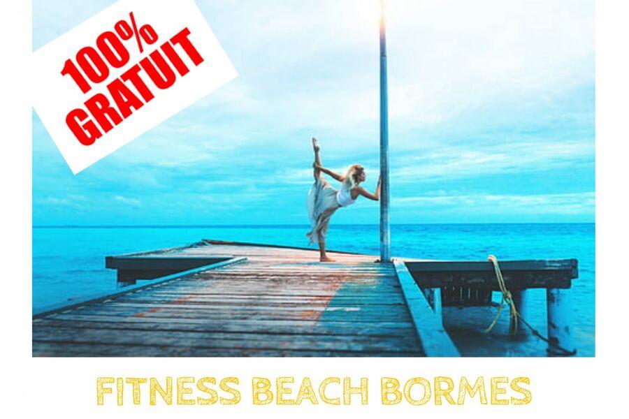 Cours de Beach fitness