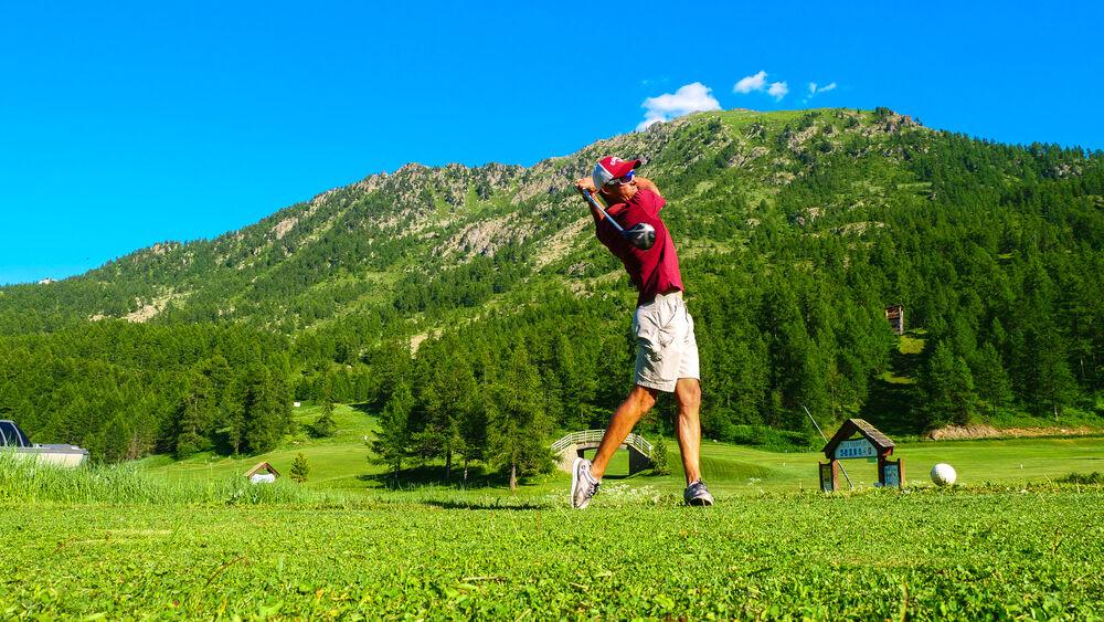 Golf International de Montgenèvre - Golf International de Montgenèvre - Office de Tourisme de Montgenèvre