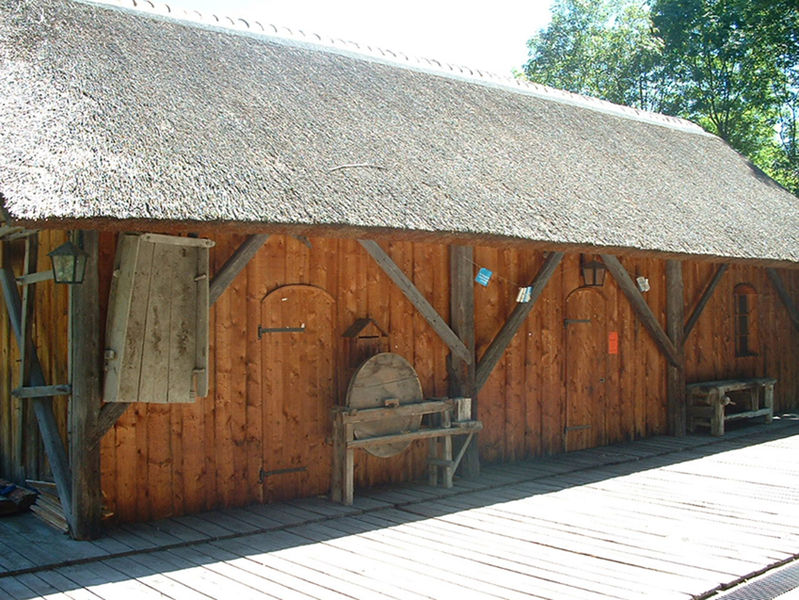Ecomusée du Moulin
