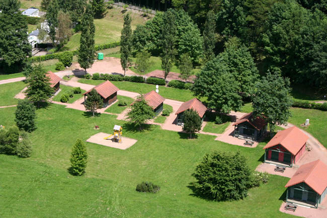 CHALETS CAMPING