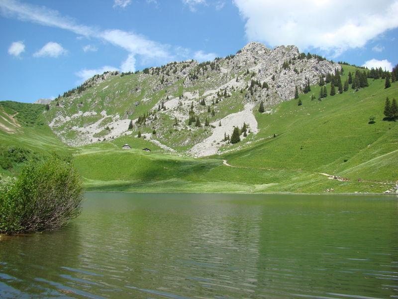 Randonnée : Boucle des Thoules au lac d'Arvouin