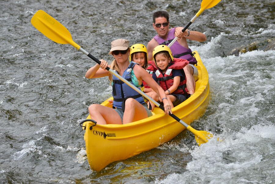 Canoë-Kayak - Canoës Service