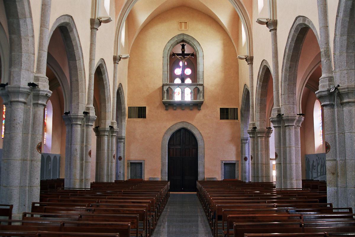 Église de Lacrouzette