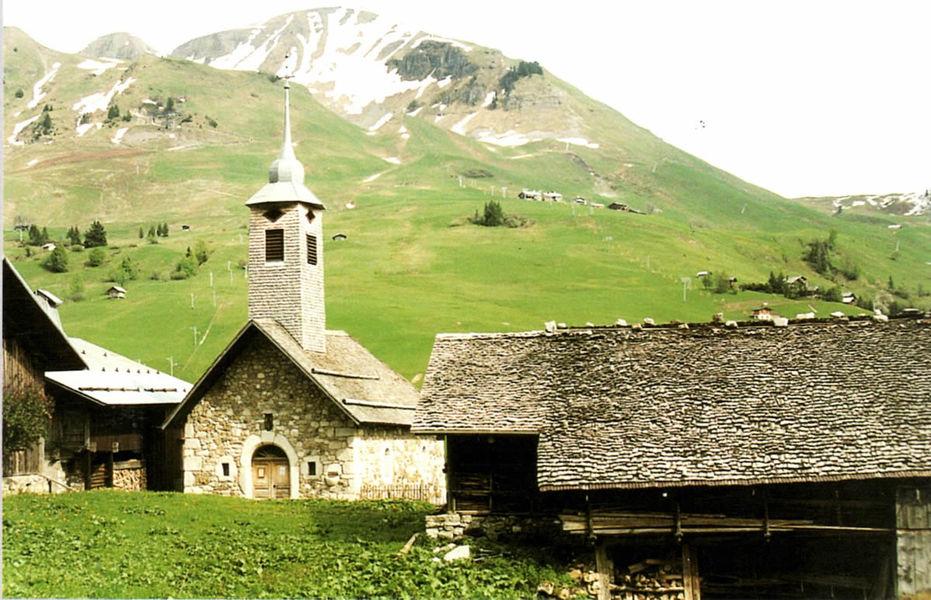 Chapelle du Chinaillon