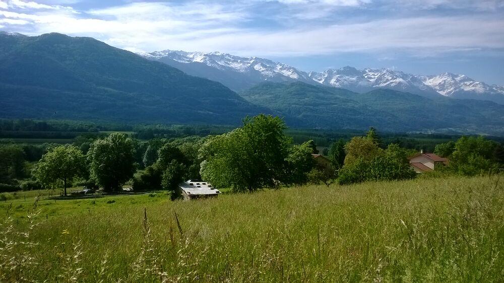 vue vallée Gresivaudan