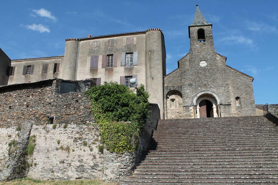 Notre Dame de l'Auder, Chapelle du Prieuré