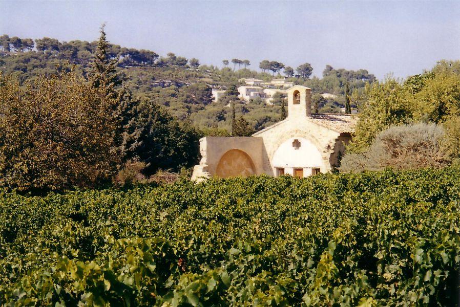 La Cadière d'Azur - Chapelle St Côme St Damien - Maison du Tourisme
