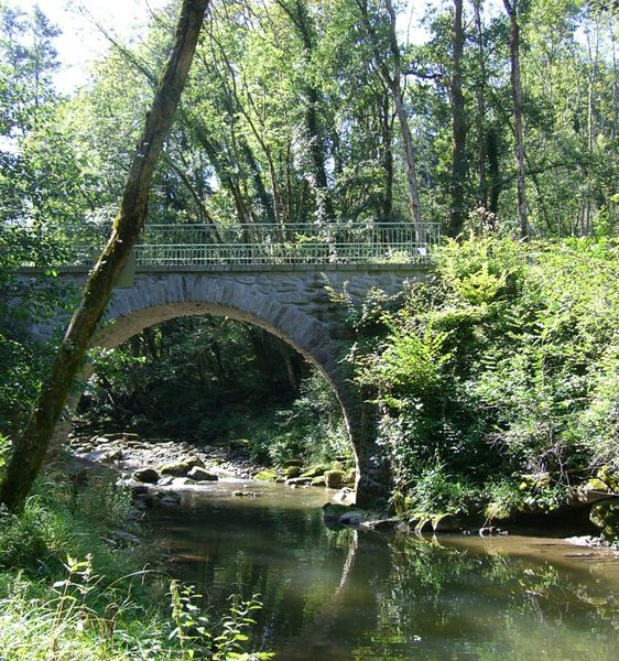 Le Pont du Moulin Gorjux