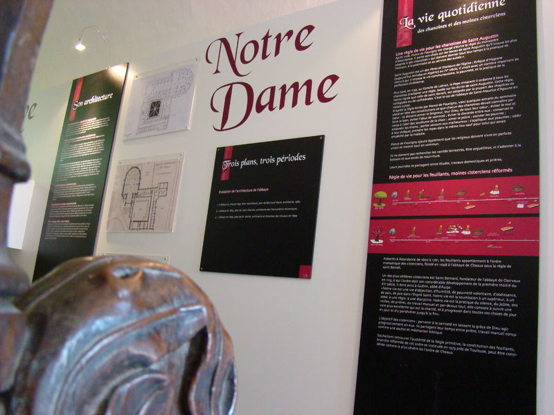 """Exposition """"De l'histoire à l'art : patrimoines sacrés en vallée d'Abondance"""""""