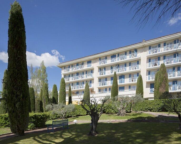 Vue Hôtel Le Verdon