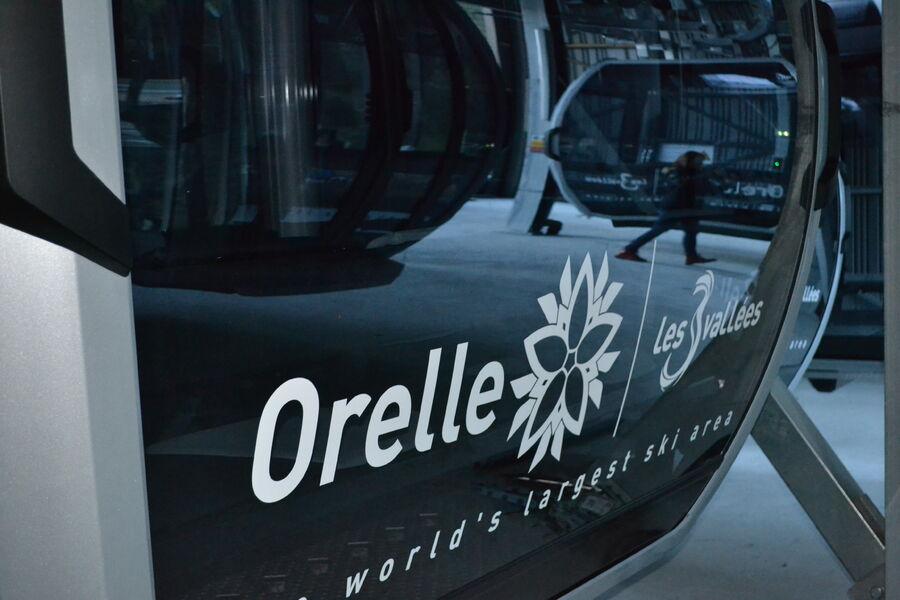 Télécabine d'Orelle