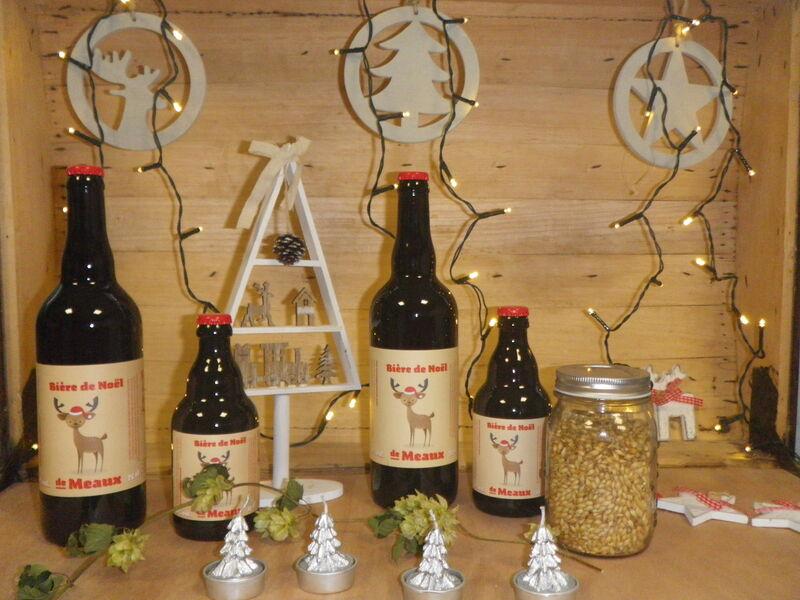 Brasserie de Meaux - La bière de Noel