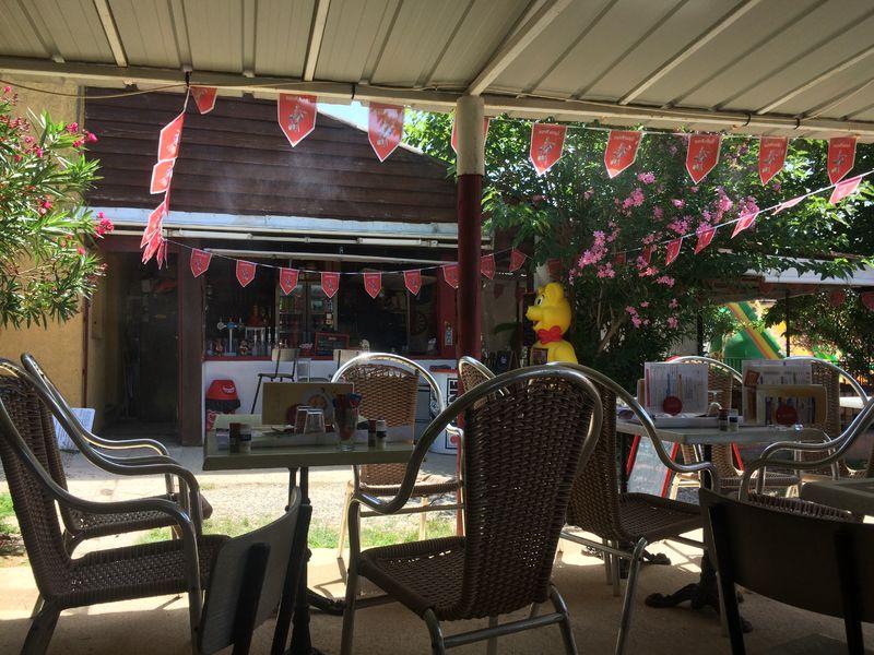 Restaurant  - Parc de jeux Chez Mickey le Palaccio