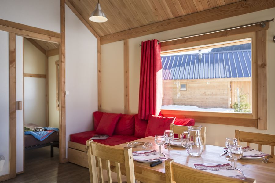 Chalets Montana Huttopia Bourg Saint Maurice Chalets Huttopia Bourg Saint Maurice