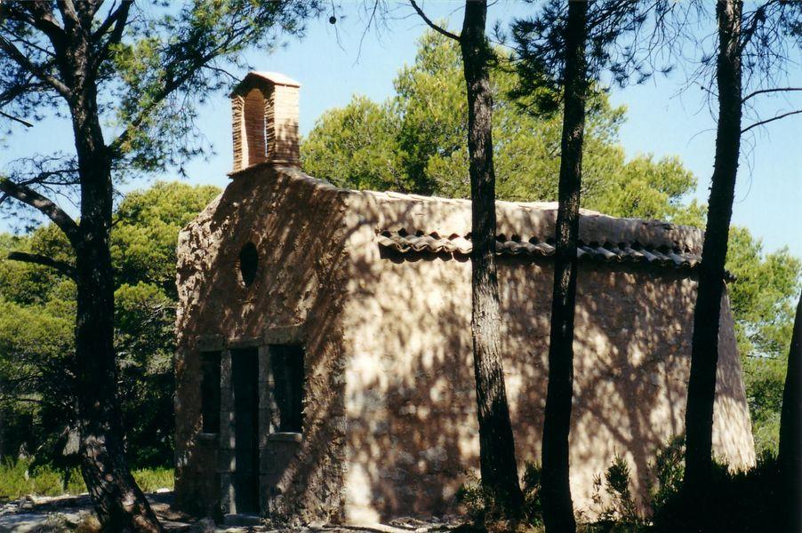 La Cadière d'Azur - Chapelle Ste Croix - Maison du Tourisme
