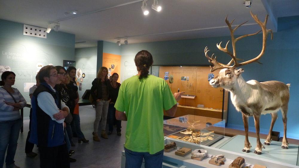 Journée : lhomme préhistorique en sud-Ardèche