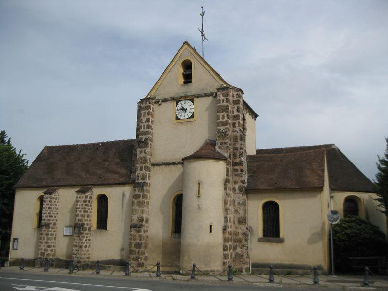 Eglise Bures-sur-Yvette