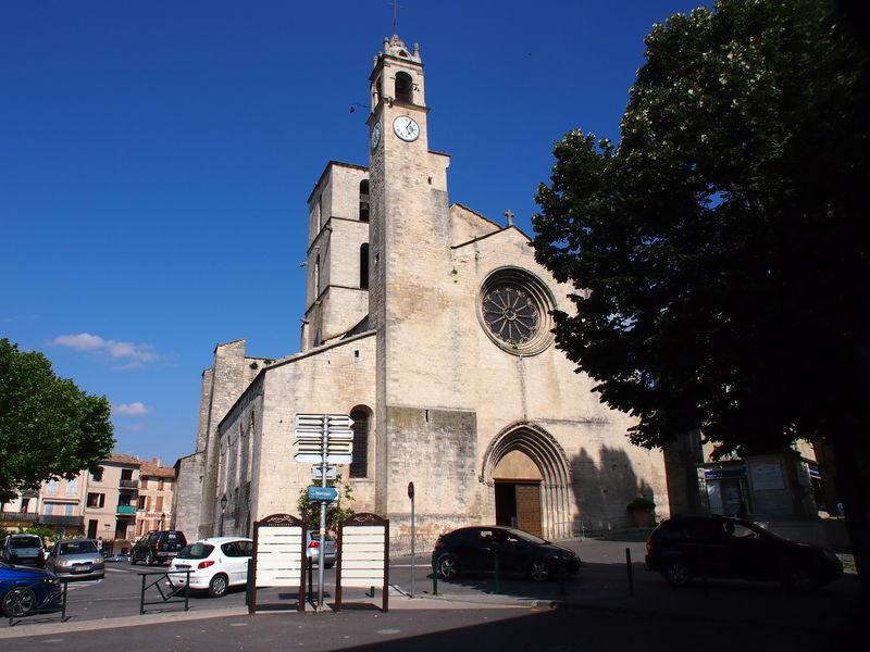 Cathédrale Notre-Dame du Bourguet
