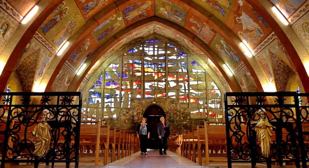 Eglise paroissiale Notre Dame d'Alban