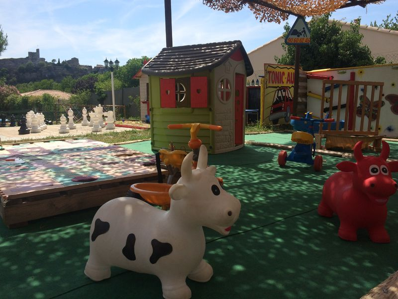 Chez Mickey Adventure playground Le Palaccio