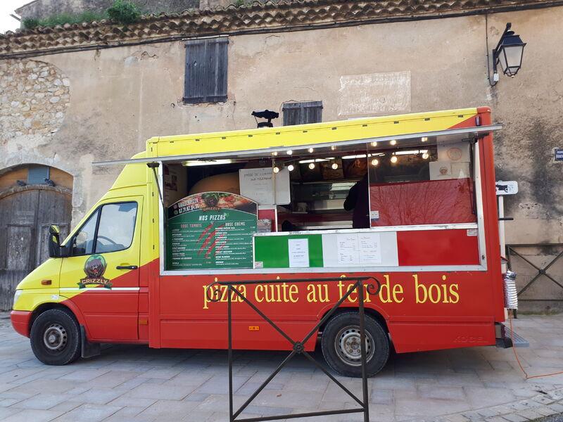 Marché Cadière - Pizzas - Corinne Bonifay