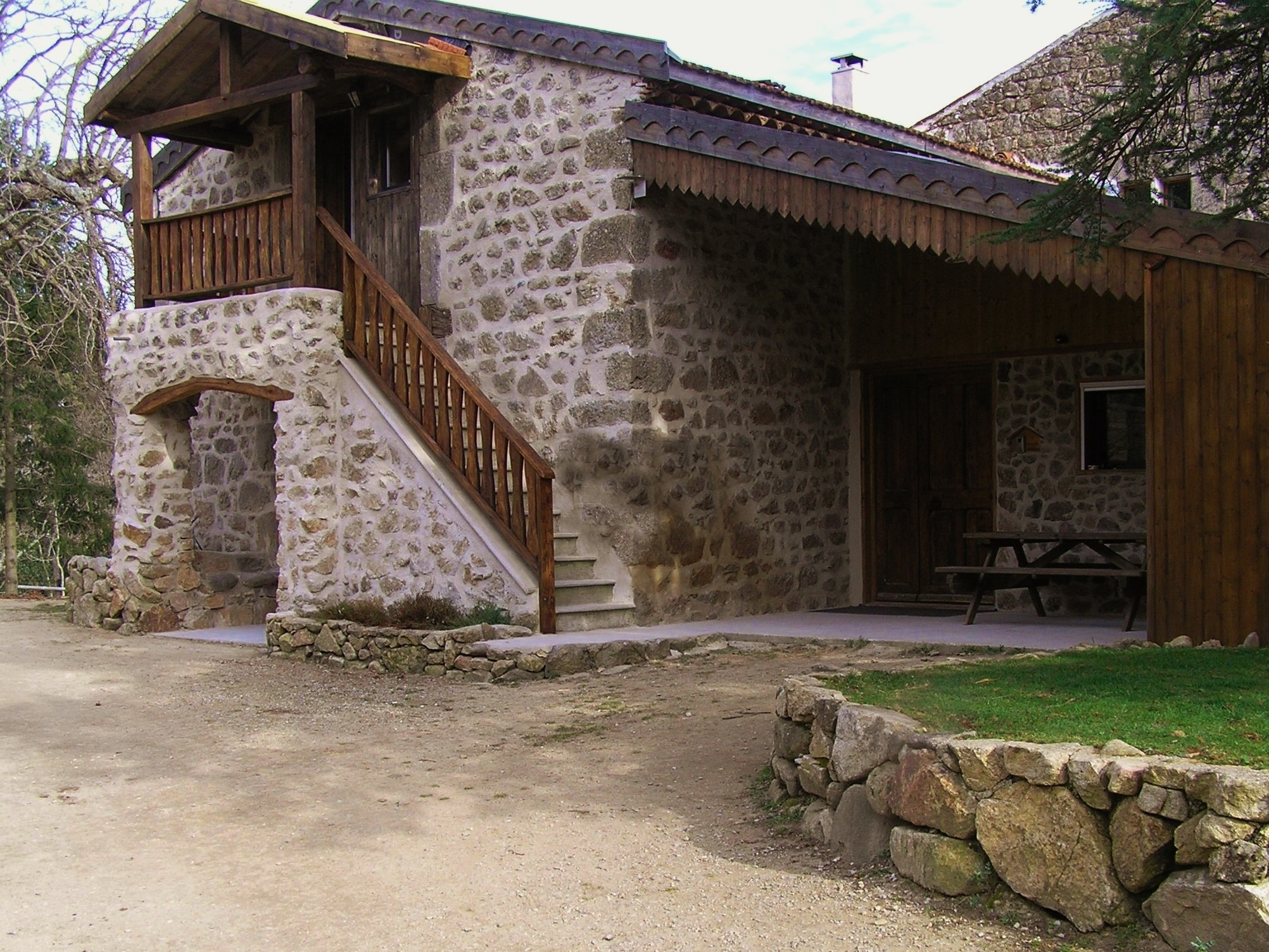 Holiday rentals for groups : Domaine du Pray d'Aunay - gîte d'étape (9 pers.)