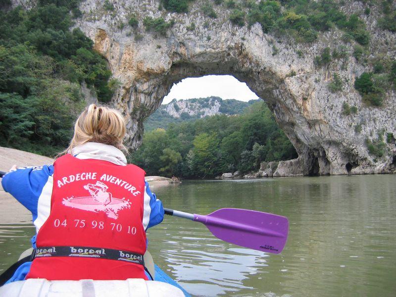 Abaca Canoë Ardèche Plus